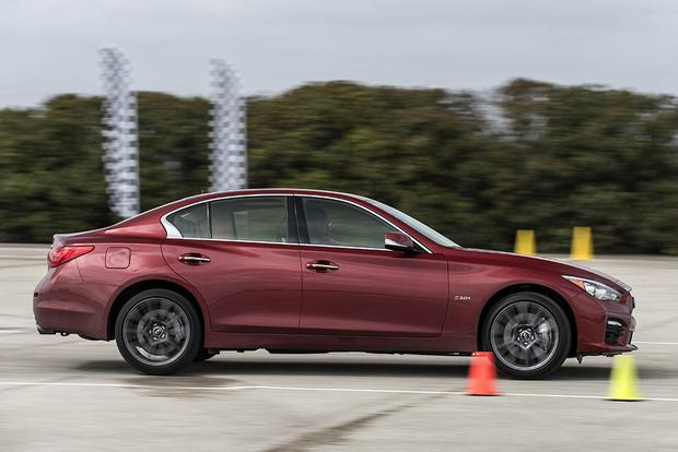 2017 Infiniti Q50: New Car Review featured image large thumb1