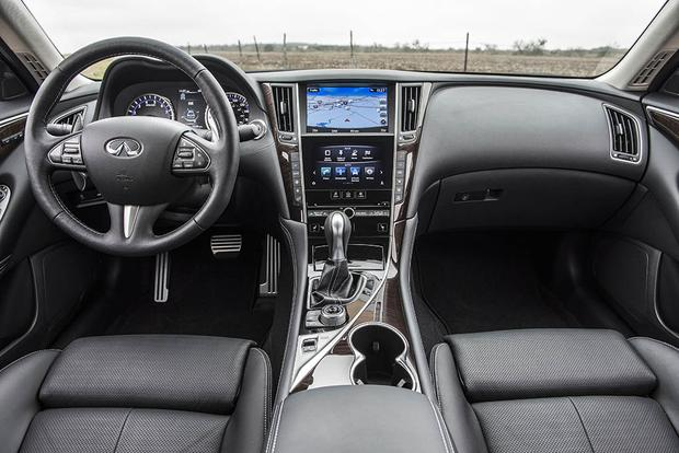 2017 Infiniti Q50: New Car Review featured image large thumb5
