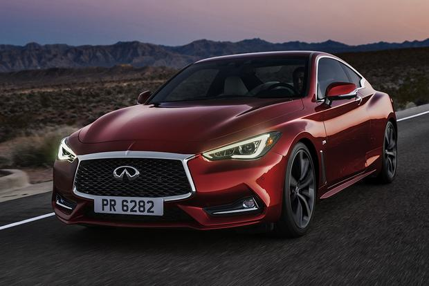 2017 infiniti q60 first drive review autotrader. Black Bedroom Furniture Sets. Home Design Ideas