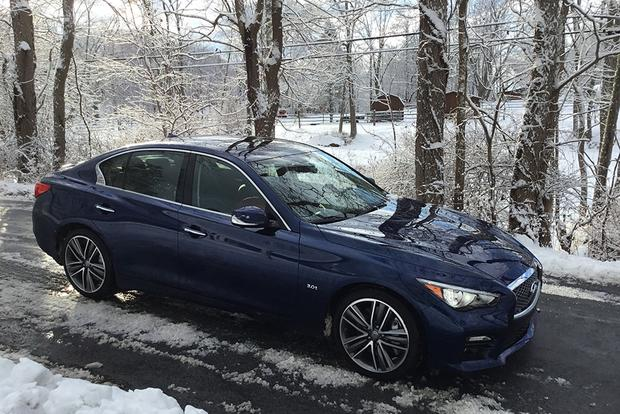 CPO 2017 Infiniti Q50: Snow Time featured image large thumb1
