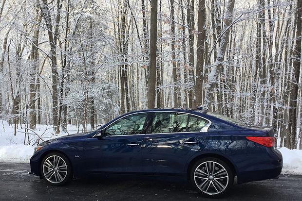 CPO 2017 Infiniti Q50: Snow Time featured image large thumb2