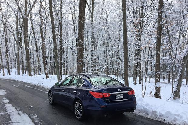CPO 2017 Infiniti Q50: Snow Time featured image large thumb4