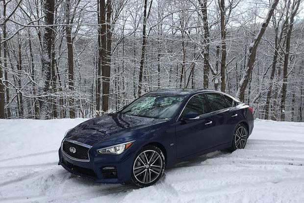 CPO 2017 Infiniti Q50: Snow Time featured image large thumb5