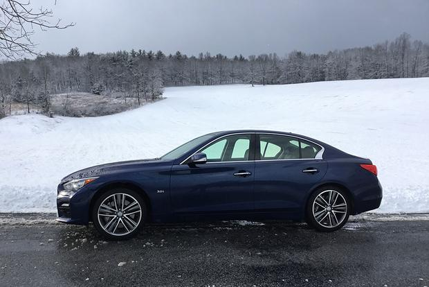 CPO 2017 Infiniti Q50: Snow Time featured image large thumb10