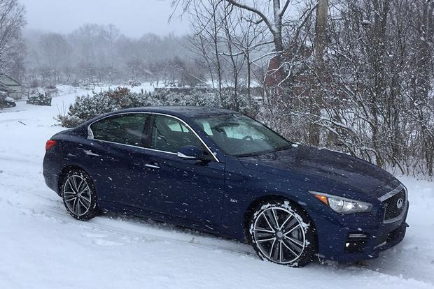 CPO 2017 Infiniti Q50: Snow Time featured image large thumb13