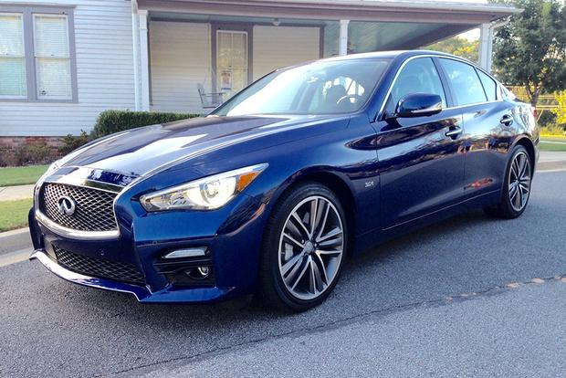 CPO 2017 Infiniti Q50: Initial Impressions featured image large thumb0