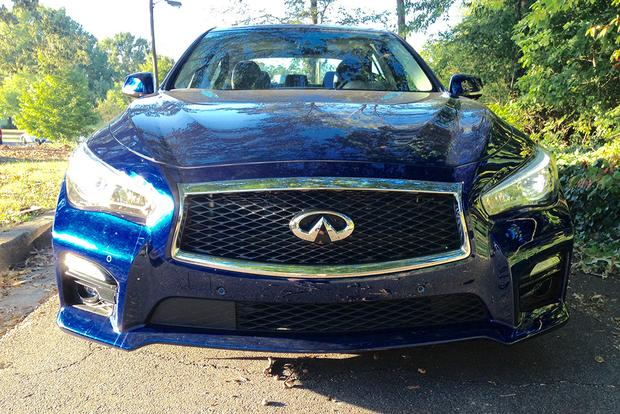 CPO 2017 Infiniti Q50: Turning Heads featured image large thumb3