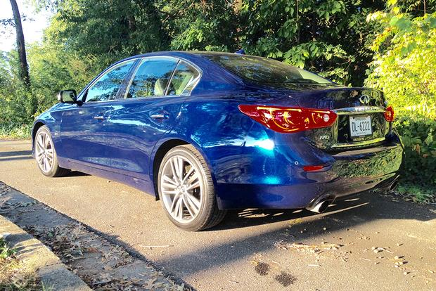 CPO 2017 Infiniti Q50: Turning Heads featured image large thumb2