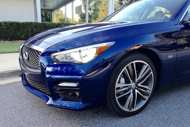 CPO 2017 Infiniti Q50: Initial Impressions featured image large thumb7
