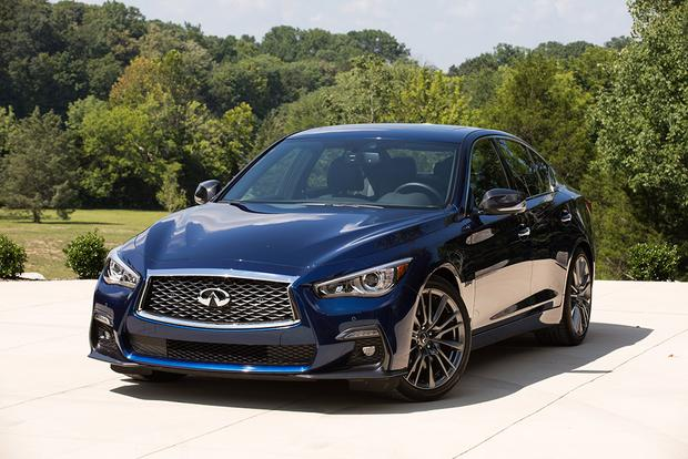 2018 Infiniti Q50: New Car Review featured image large thumb1