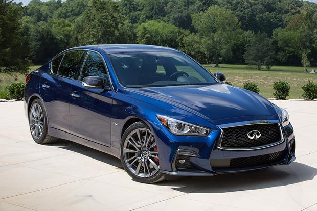 2018 Infiniti Q50: New Car Review featured image large thumb3