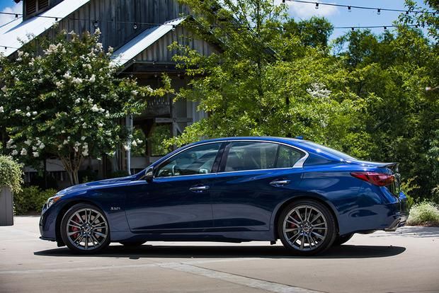2018 Infiniti Q50: New Car Review