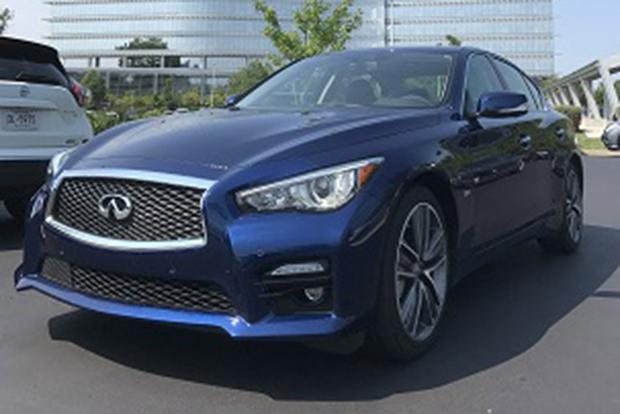 CPO 2017 Infiniti Q50: Back in the Saddle featured image large thumb0