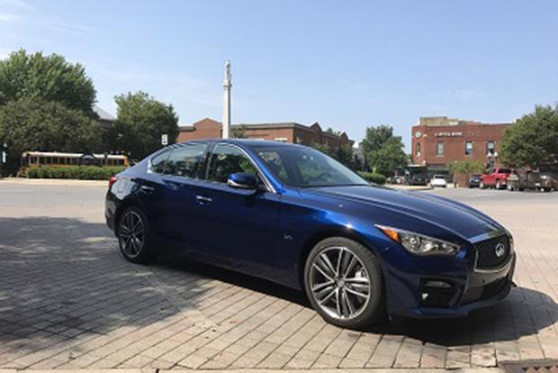 CPO 2017 Infiniti Q50: Back in the Saddle featured image large thumb2