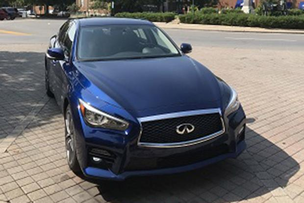 CPO 2017 Infiniti Q50: Back in the Saddle featured image large thumb3