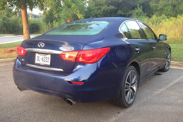 CPO 2017 Infiniti Q50: Back in the Saddle featured image large thumb5