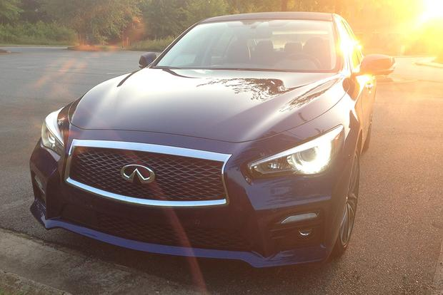 CPO 2017 Infiniti Q50: Long-Term Introduction featured image large thumb4