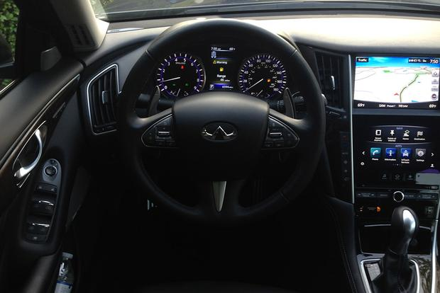 CPO 2017 Infiniti Q50: Long-Term Introduction featured image large thumb5