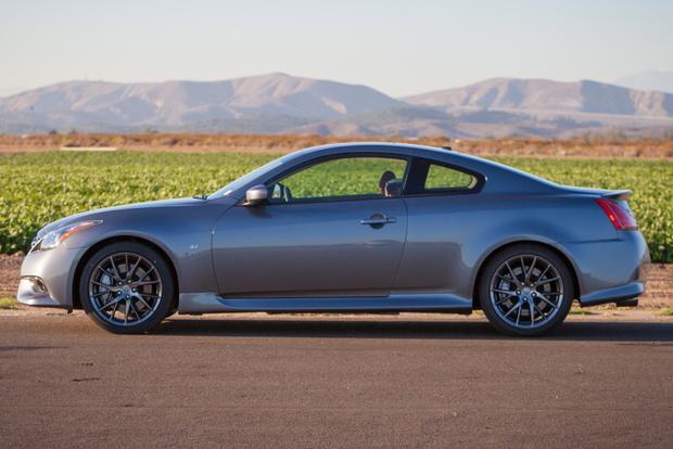 2014 Infiniti Q60: New Car Review