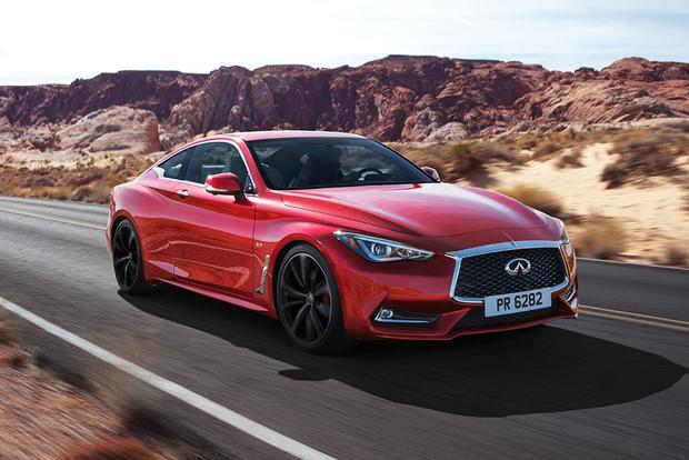 2017 Infiniti Q60: First Drive Review