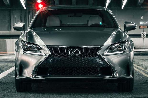 2017 Infiniti Q60 vs. 2017 Lexus RC: Which Is Better? featured image large thumb10