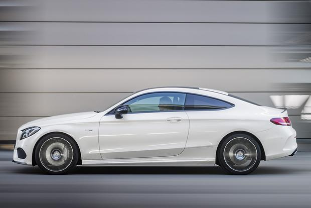 2017 Infiniti Q60 Vs Mercedes Benz C Cl Coupe Which Is