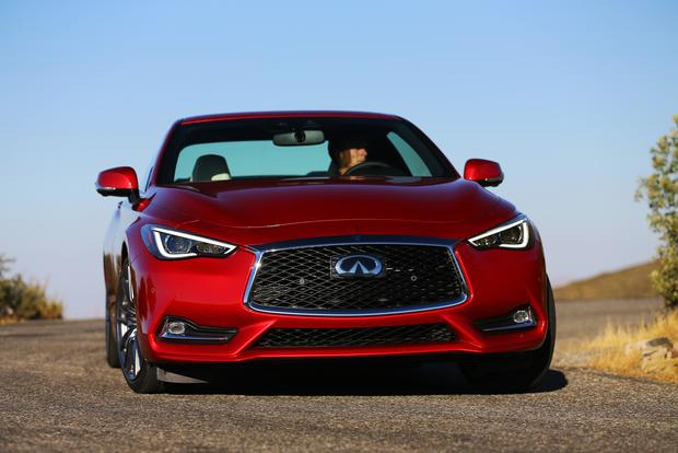 2018 Infiniti Q60: New Car Review featured image large thumb0