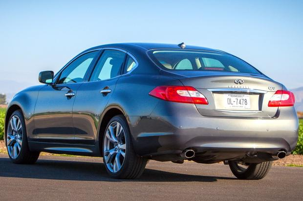 2014 Infiniti Q70: New Car Review featured image large thumb2