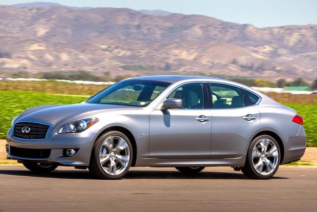 2014 Infiniti Q70: New Car Review featured image large thumb3