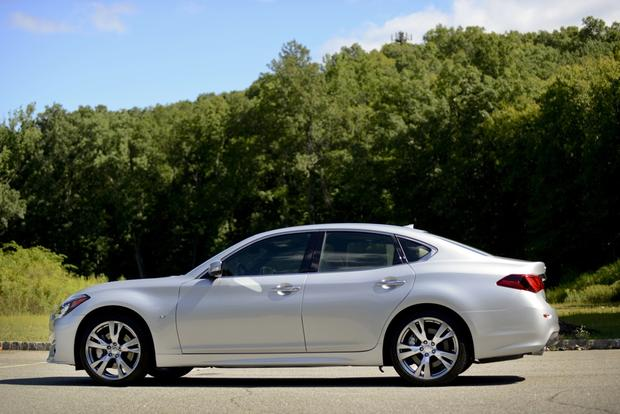 2015 Infiniti Q70 New Car Review Autotrader