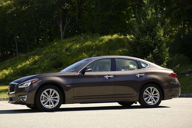 2016 Infiniti Q70: New Car Review