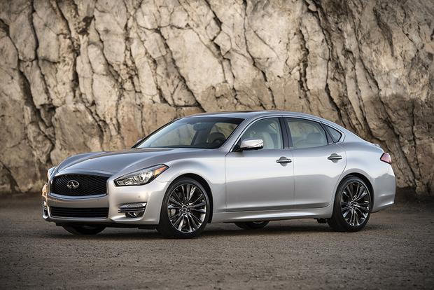 2018 Infiniti Q70: New Car Review