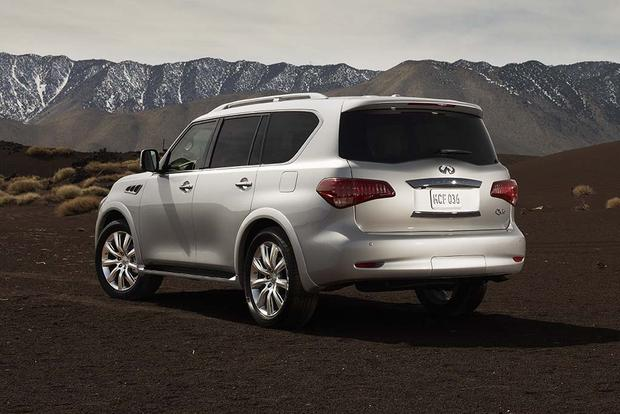 2011 Infiniti QX56: Used Car Review featured image large thumb2
