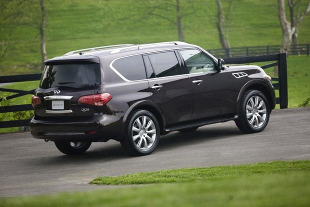 2013 Infiniti QX56: Used Car Review featured image large thumb0