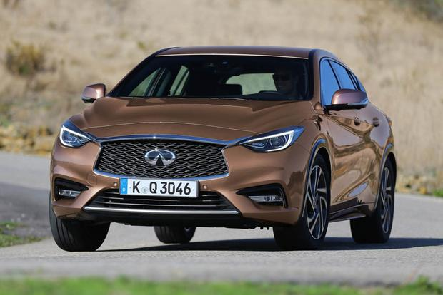 2017 Infiniti QX30 Sport and QX30 AWD: First Drive Review