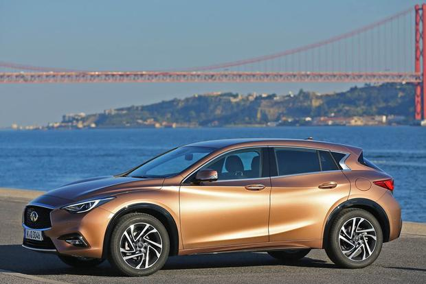 2017 Infiniti QX30: New Car Review featured image large thumb3