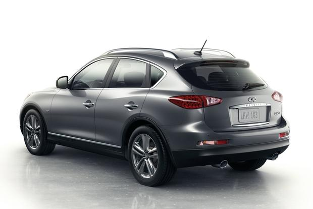 2015 Infiniti QX50: New Car Review featured image large thumb1