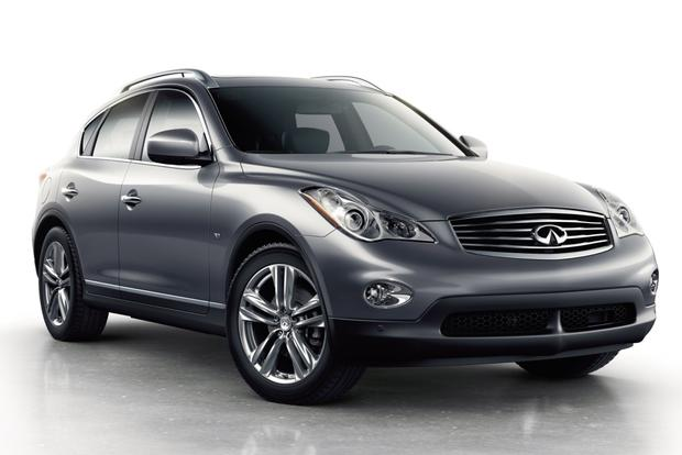 2015 Infiniti QX50: New Car Review featured image large thumb2