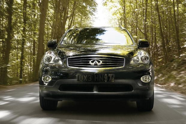 2015 Infiniti QX50: New Car Review featured image large thumb0