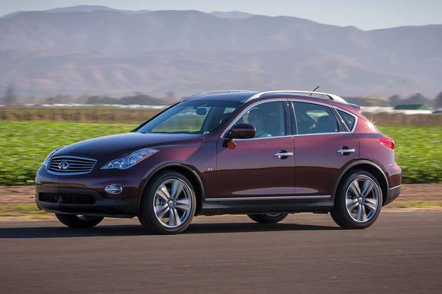 2015 vs. 2016 Infiniti QX50: What's the Difference? featured image large thumb9