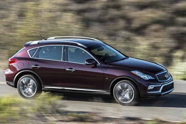 2016 Infiniti QX50: What's the Difference? featured image large thumb0