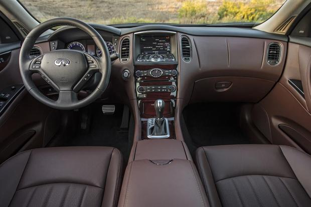 2015 vs. 2016 Infiniti QX50: What's the Difference? featured image large thumb2