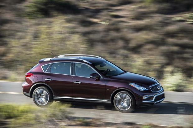 2016 Infiniti QX50: New Car Review featured image large thumb0