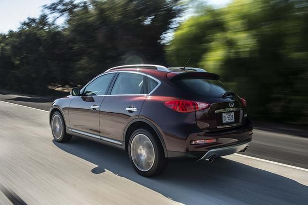 2016 Infiniti QX50: New Car Review featured image large thumb1