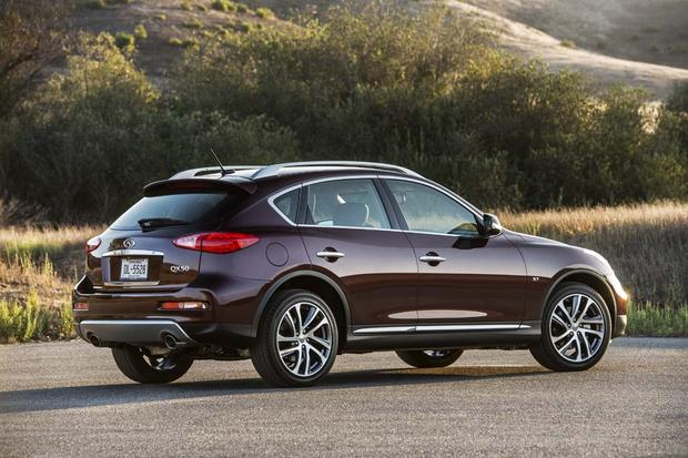 2016 Infiniti QX50: New Car Review featured image large thumb2