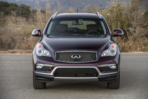 2016 Infiniti QX50: New Car Review featured image large thumb5