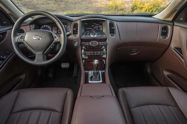 2016 Infiniti QX50: New Car Review featured image large thumb6