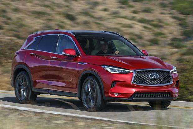 2019 Infiniti Qx50 First Drive Review Featured Image Large Thumb0