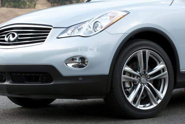2014 Infiniti QX50: New Car Review featured image large thumb2