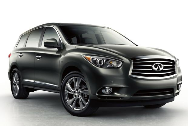 2015 Infiniti QX60: New Car Review featured image large thumb2